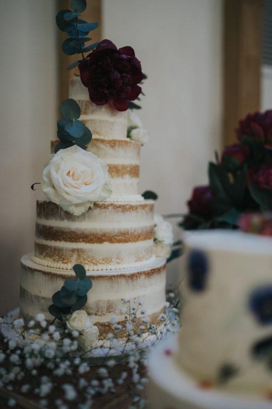 TOKB peony semi naked Chris Deller - The Cake Witch - Faversham, Kent