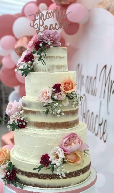 The Cake Witch - Beautiful cakes for beautiful occasions